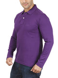 ColorPlus Purple Men's T-Shirt