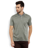 ColorPlus Light Grey Men's T-Shirt