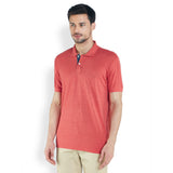 ColorPlus Dark Red Men's T-Shirt