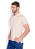 ColorPlus Beige Men T-Shirt