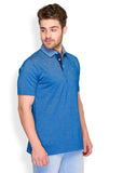 ColorPlus Blue Men T-Shirt