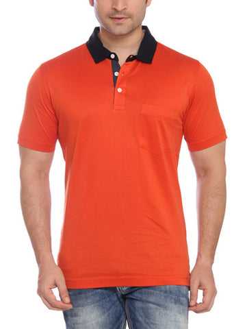 Color Plus Orange T-Shirts