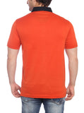 ColorPlus Orange Men's T-Shirt