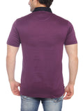 Color Plus Purple T-Shirts