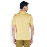 ColorPlus Medium Yellow Men's T-Shirt