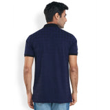 ColorPlus Dark Blue Men's T-Shirt