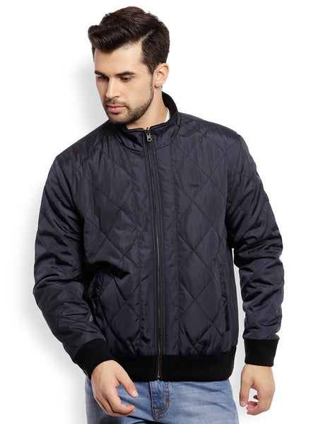 ColorPlus Navy Men's Jackets