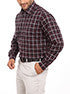 ColorPlus Brown Men Shirt