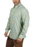 Colorplus Green Men Shirt