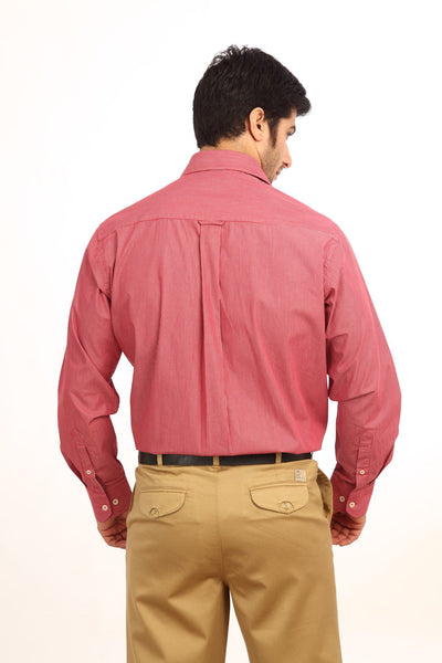 Colorplus Red Men Shirts