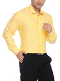 Color Plus Yellow Shirts