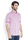 ColorPlus Red Men's Shirt