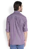 ColorPlus Maroon Men's Shirt