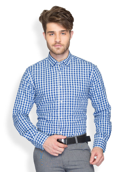 ColorPlus Blue  Shirt