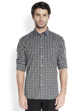 ColorPlus Black Men's Shirt