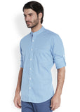 ColorPlus Dark Blue Men's Shirt