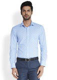 ColorPlus Blue Men Shirt