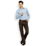 ColorPlus Blue Men's Shirt