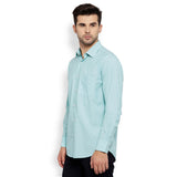 ColorPlus Green Men's Shirt