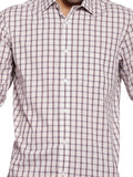 ColorPlus Dark Violet Men's Shirt