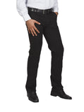ColorPlus Black Men Trouser