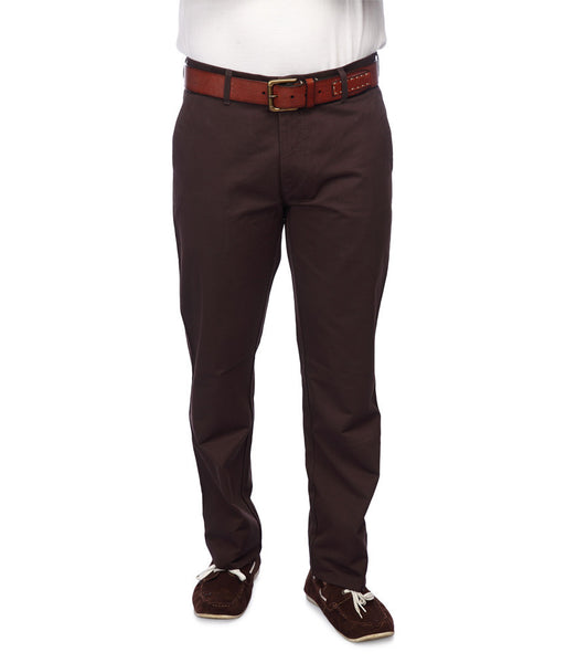 ColorPlus Maroon Men Trouser