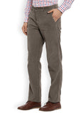 ColorPlus Green Men Trouser