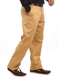 ColorPlus Beige Men Trouser