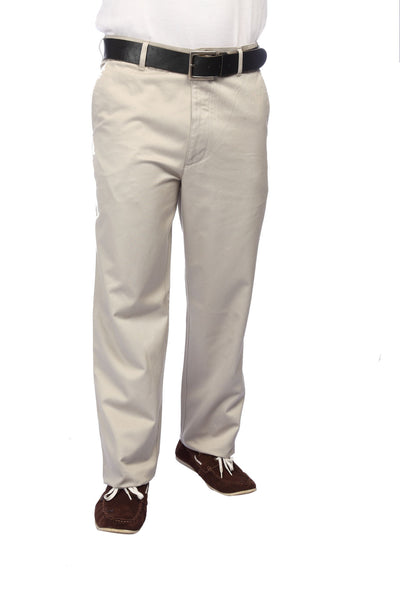 ColorPlus Grey Men's Trouser