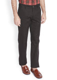 ColorPlus Maroon Men's Trouser