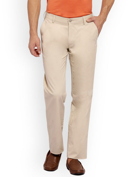 ColorPlus Light Fawn Men's Trouser