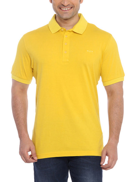 ColorPlus Dark Yellow Men's T-Shirt