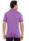 ColorPlus Purple Men T-Shirt