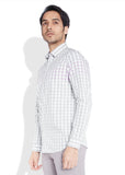 ColorPlus Grey Men Shirt