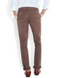 ColorPlus Brown Men's Trouser
