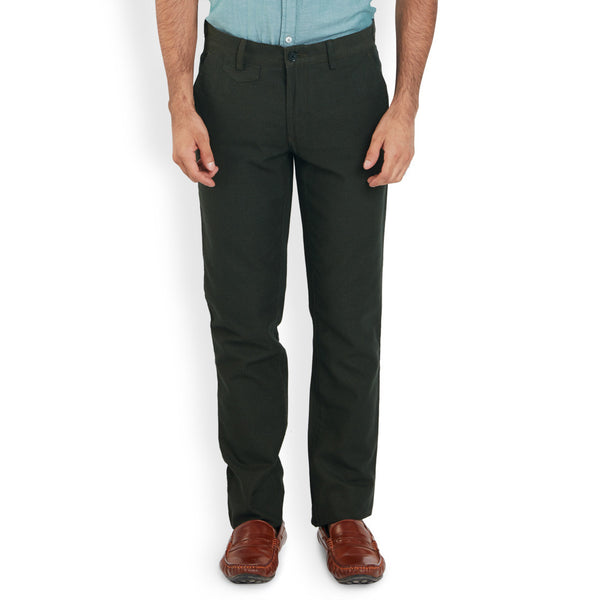 ColorPlus Dark Grey Men's Trouser