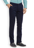 ColorPlus Blue Men Trouser