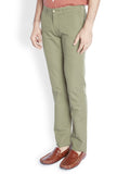 ColorPlus Green Men's Trouser