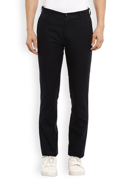 ColorPlus Navy Men's Trouser