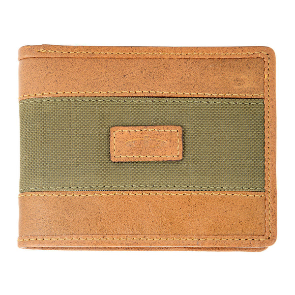 ColorPlus Dark Green Leather Wallets