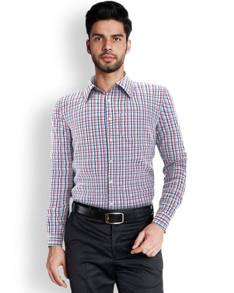 Raymond Purple Fabric Shirt & Trouser Combo Packs