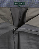 ColorPlus Dark Grey Custom Fit Trouser