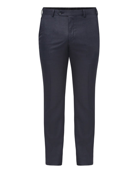 Park Avenue Dark Blue Super Slim Fit Trouser