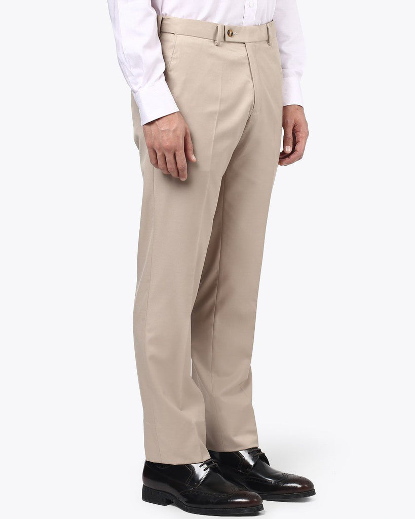 Park Avenue Fawn Smart Fit Trouser