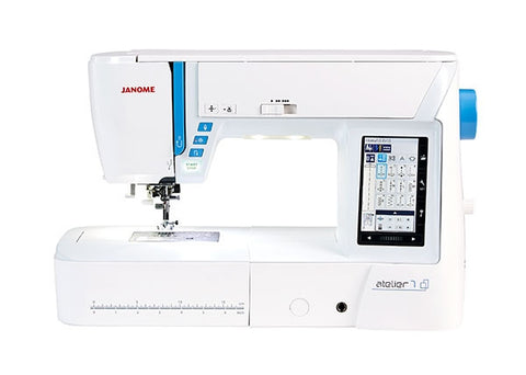 Janome Atelier 7 - January Delivery
