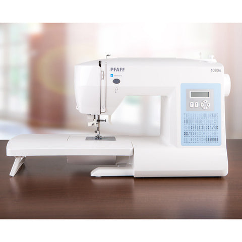 PFAFF 1080S Quilters Edition with Extension Table