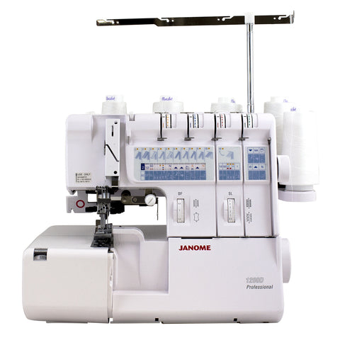 Janome 1200D Overlocker - January delivery