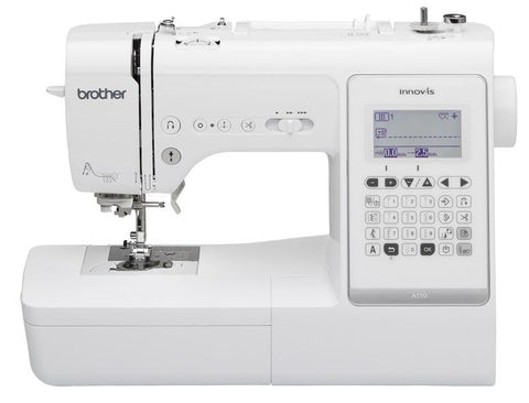 Brother Innov-Is A150 Sewing Machine January Offer - Free Creative Quilt Kit (QKM2UK) worth £149.99
