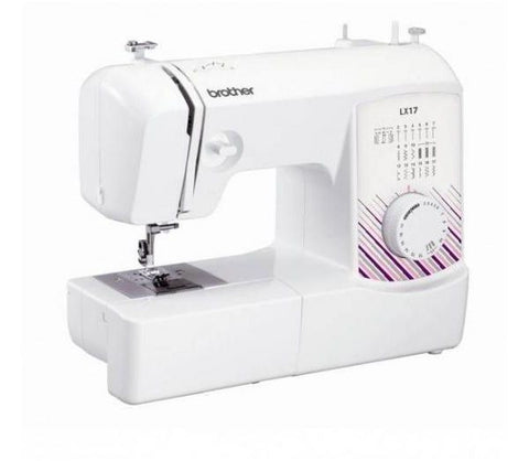Brother LX17 Sewing Machine - October Offer With Free Blue Sewing Machine Bag Worth £20 (Hsmbluebagz2)
