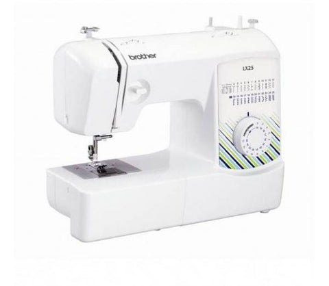 Brother LX25 Sewing Machine - Offer With Free Blue Sewing Machine Bag Worth £20 (Hsmbluebagz2)